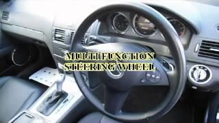 mercedes c class c250 estate cgi blueefficiency sport auto sat nav comand leather
