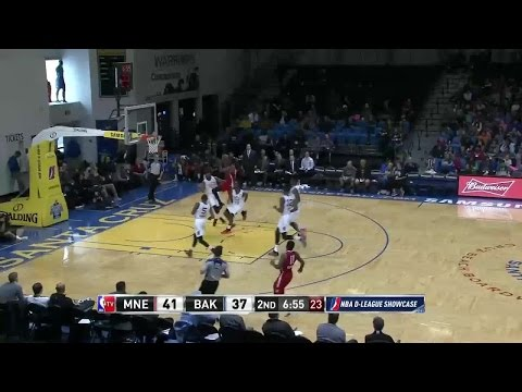 Derek Cooke Jr. throws it down vs. the Red Claws