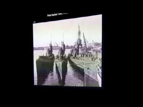 Dr Hans Van Tilburg - Japanese Submarine Investigation - IJN1 - 400