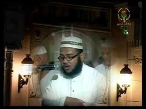 2012-1433 Night 9 Taraweeh in Algeria Very Beautiful Recitation