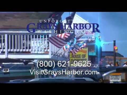 Grays Harbor Spring Tourism Commercial