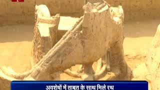 बागपत जिले के सनौली गांव में खुदाई से पुरातत्व विभाग को मिले कई सुराग