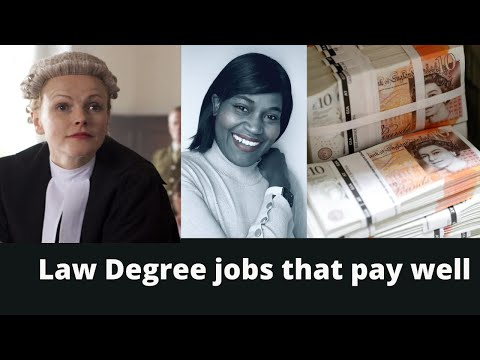 Alternative careers for  lawyers with a law degree UK- Alternative to SOLICITOR or BARRISTERS jobs