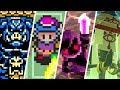 Evolution of Secret Final Bosses in Zelda Games (1993 - 2018)