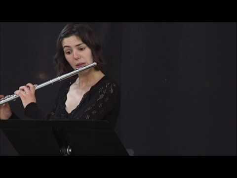 Varèse - Density 21.5 (Laura Pou, flute)