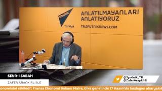 Emekli Tuğamiral Ertürk: Ülkenin üniter yapısı bozulmaya çalışılıyor