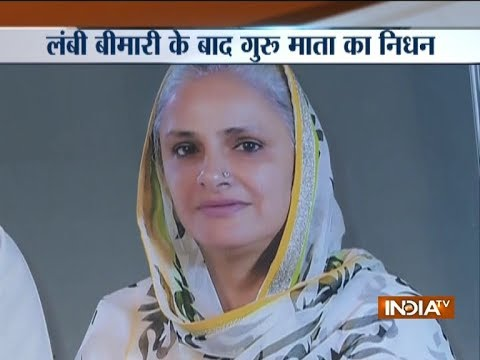 Sant Nirankari Mission's Mata Savinder Hardev passes away after prolonged illness