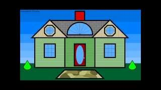 Learn Shapes And Build A Dream Play House For Children Make Assemble Teach Housing