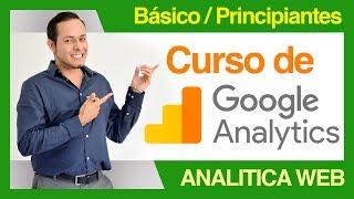 ✅ 📊 Google Analytics Curso Principiantes Analitica Web en Español