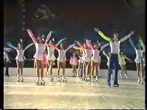 Rollerbury  on TV  Highway with Harry Secombe Choreography by Jocelyn Taylor