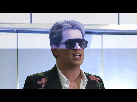 Milo Yiannopoulos speaks at Parliament House: Official Video