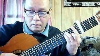 Bài Hát Cho Người Kỹ Nữ (Nhật Ngân & Duy Trung) - Guitar Cover by Hoàng Bảo Tuấn