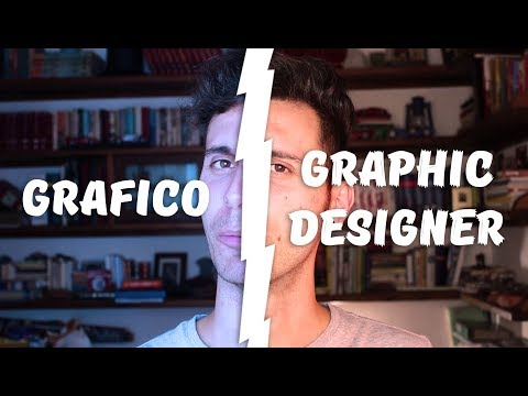 C'è differenza tra GRAFICO e GRAPHIC DESIGNER?