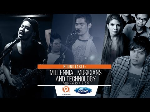 LIVE: Millennial musicians and technology