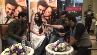 A fun interview with the cast of Yeh Jawaani Hai Deewani (ApniISP.Com)
