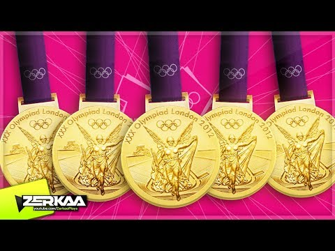 THE GREATEST OLYMPIAN EVER! (London 2012)