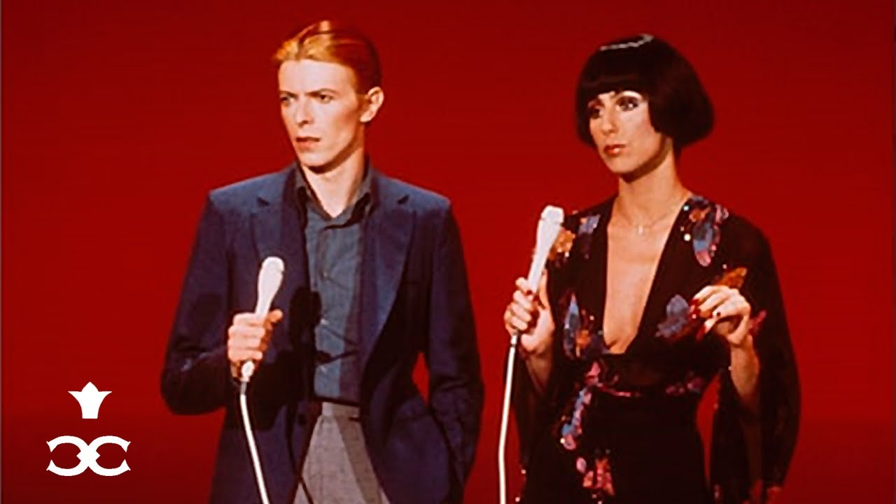 cher david bowie can you hear me live on the cher show 1975
