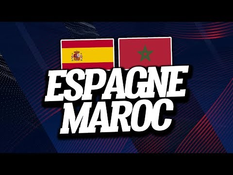 🔴 DIRECT / LIVE : ESPAGNE - MAROC + IRAN - PORTUGAL // Club House
