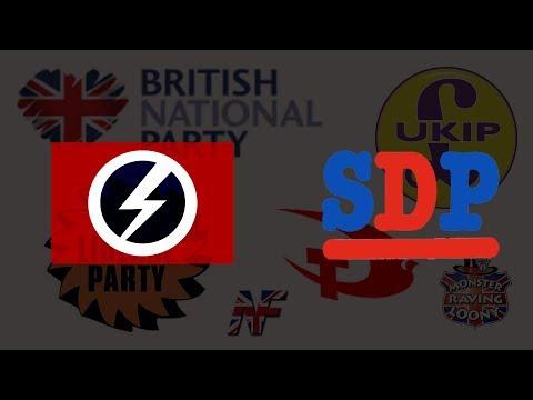 Minor Political Parties - Professor Vernon Bogdanor FBA CBE