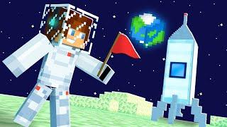 PRIMEIRO HOMEM NA LUA !! - Minecraft Cidade #30