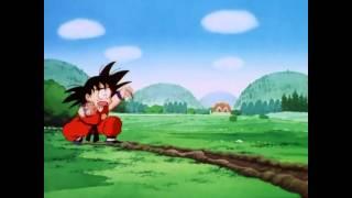 Una aventura mistica-Goku, Arale y Tao Pai Pai