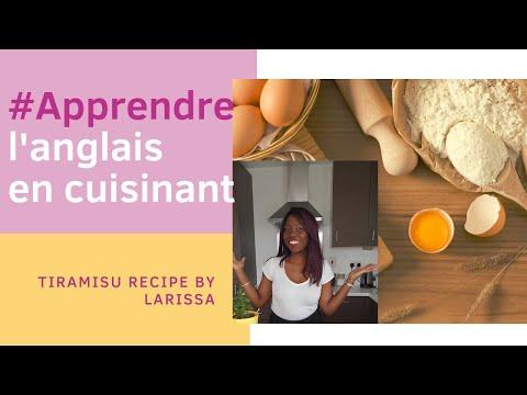 apprendre-l'anglais-english-tiramisu-recipe-#apprendrelanglais-#anglaisbylarissa-#tiramisurecipe