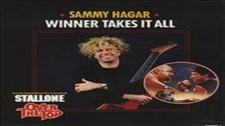 "Sammy Hagar - Winner Takes It All (From The Movie ""Over The Top"" Soundtrack) (Remastered) HQ"