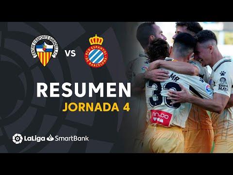 Sabadell CE Espanyol Goals And Highlights