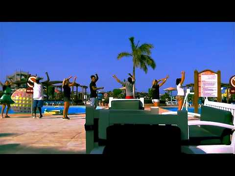 EG Hurghada. Animation.Mirage Aqua Park & Spa/ Египет. Хургада. Анимация. Mirage Aqua Park & Spa