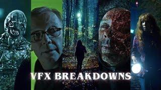The 12th Search - Stranger Things Fan Film VFX Breakdowns
