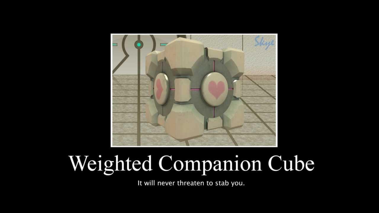 Companioncube Tumblr Posts