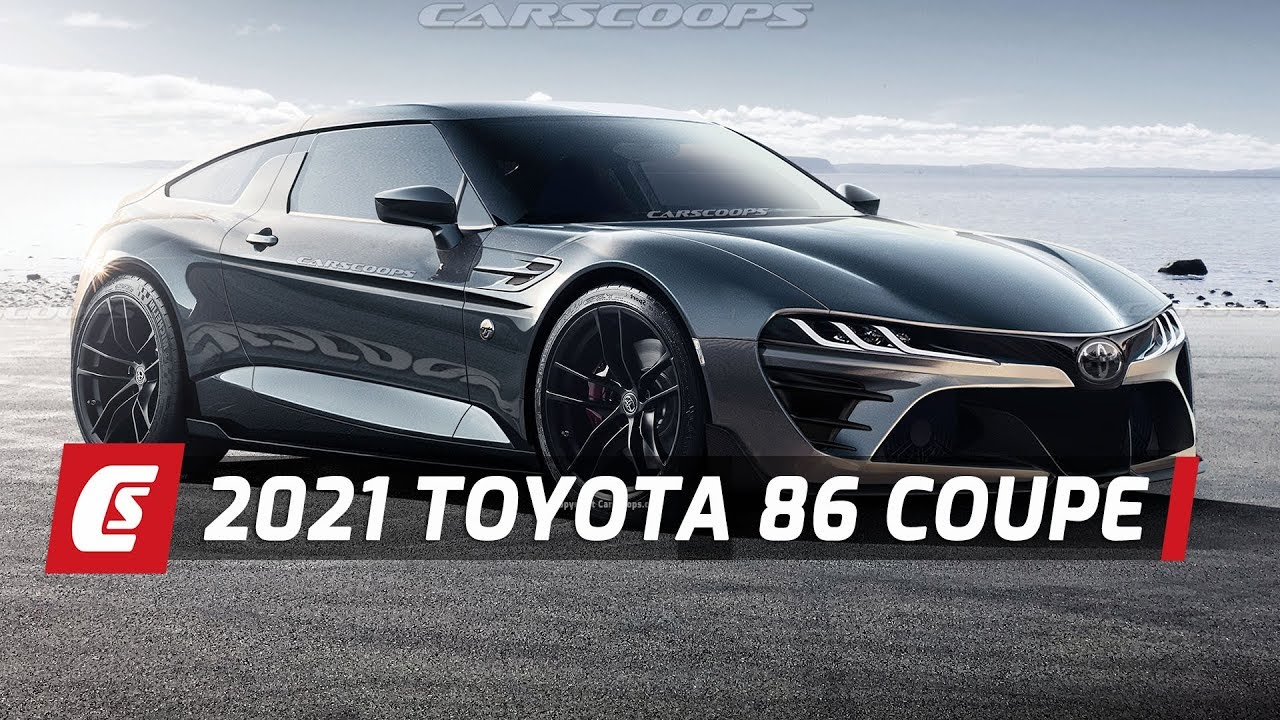 2021 Toyota 86 & Subaru BRZ: Here's What The 2nd Gen Coupe ...