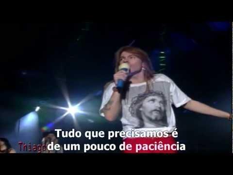 Guns n' Roses - Patience (Live in Tokyo) (Legendado)
