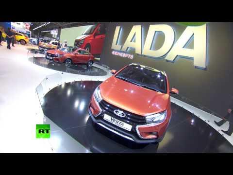 «АвтоВАЗ» представил концепт-кар кроссовера Lada X-Code