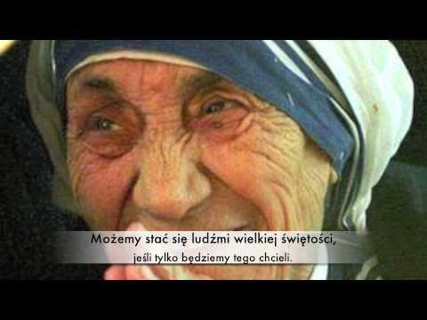 Matka Teresa Z Kalkuty Kilka Słów O Miłości