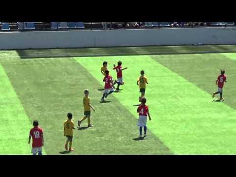 (12/03/2016) Sydney United vs Mount Druitt (U9 Trial Game 3)