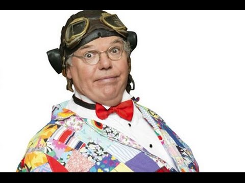 Roy Chubby Brown and Alex Belfield on Channel 4 Documentary