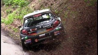 Rallye Lëtzebuerg  / Rallye Luxemburg 2017  Mistakes & On the Limit