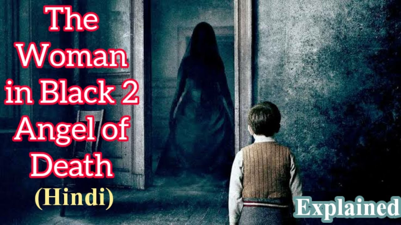 The woman in black explanation