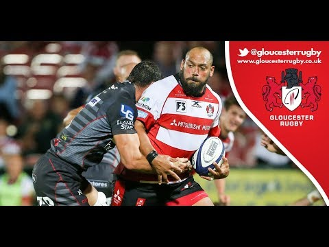 Afoa keen for Gloucester to play their own game this weekend