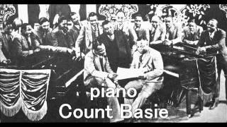 Bennie Moten, Count Basie - TOBY
