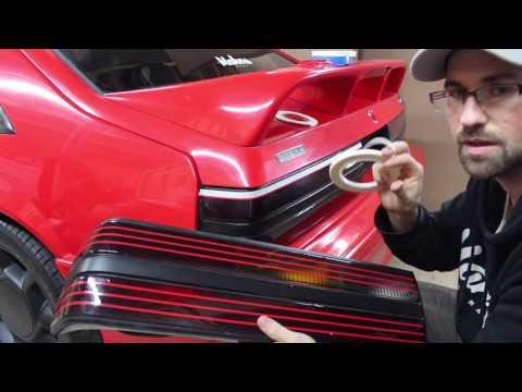 Makers Tail Light Kit Install