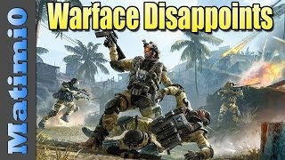 Warface - Disappointing New Shooter