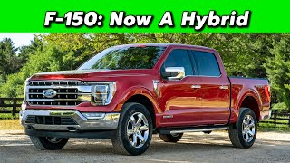 Ford's New 2021 F-150: More of Everything, Including Hybrid Power