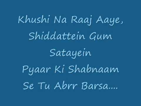 aye khuda-kya love story hai lyrics