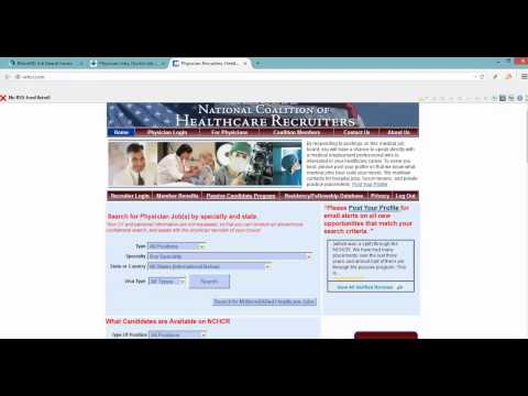 free job posting sites for physicians