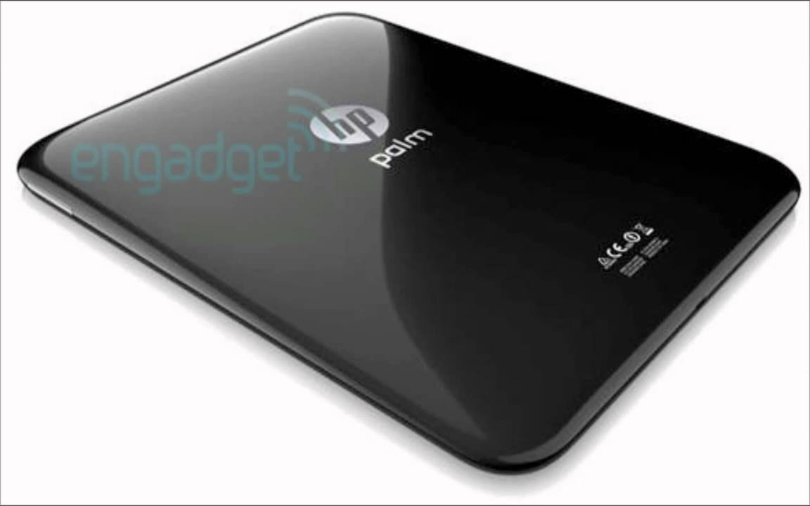 HP TOUCHPAD PALM DRIVER FOR PC