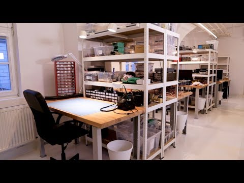 Dream Electronics Lab - Finish