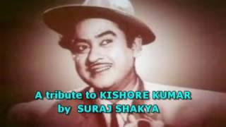 Main hoon jhumroo karaoke song by SURAJ SHAKYA