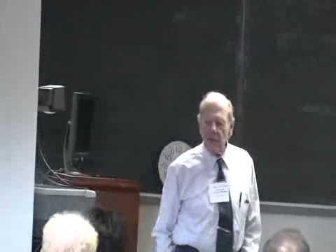 "Richard Kadison (University of Pennsylvania) - ""Relations Between Fourier Analysis and Quantum..."""